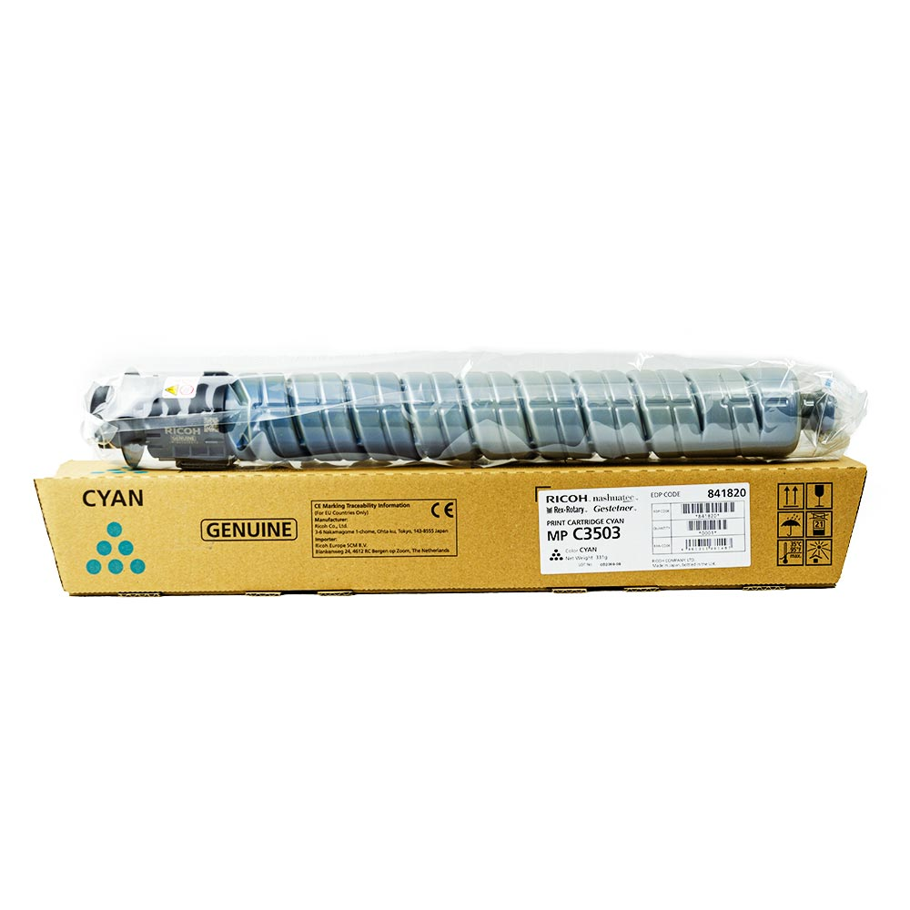Toner Cyan MP C3503 | 18 000 str. (841820)