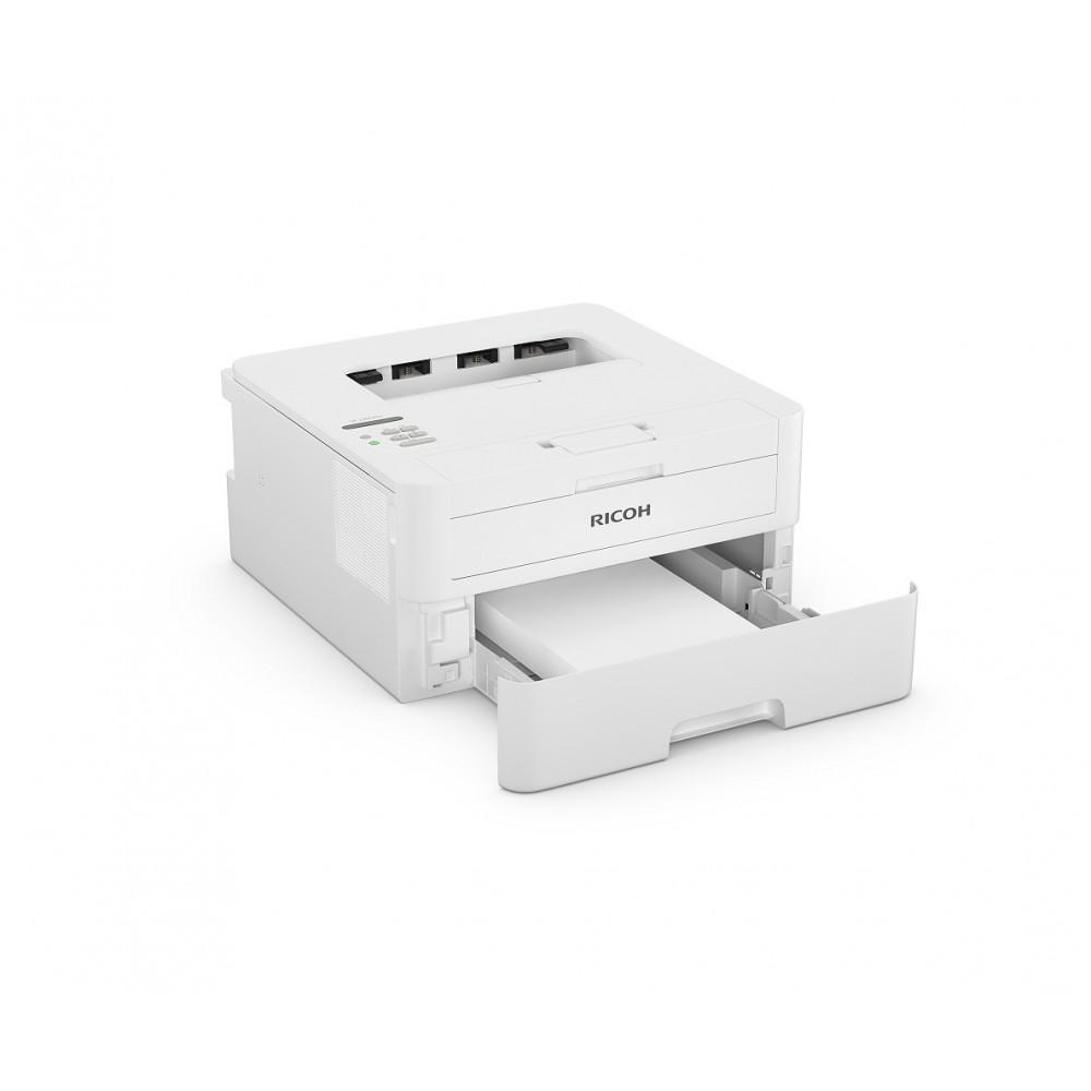 Zestaw laptop Lenovo V130-15IKB + Ricoh SP 230DNw + Słuchawki Logitech