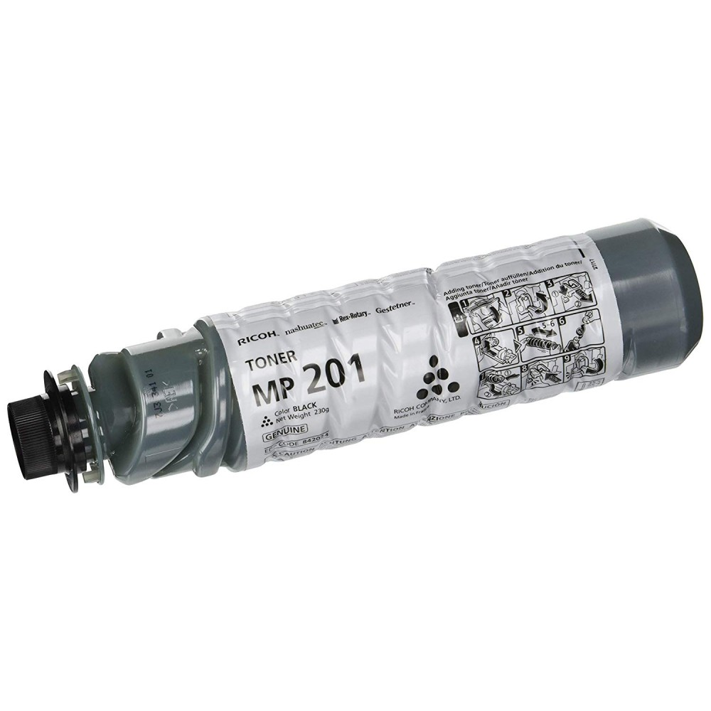 Toner MP 201 Black 842024/842338