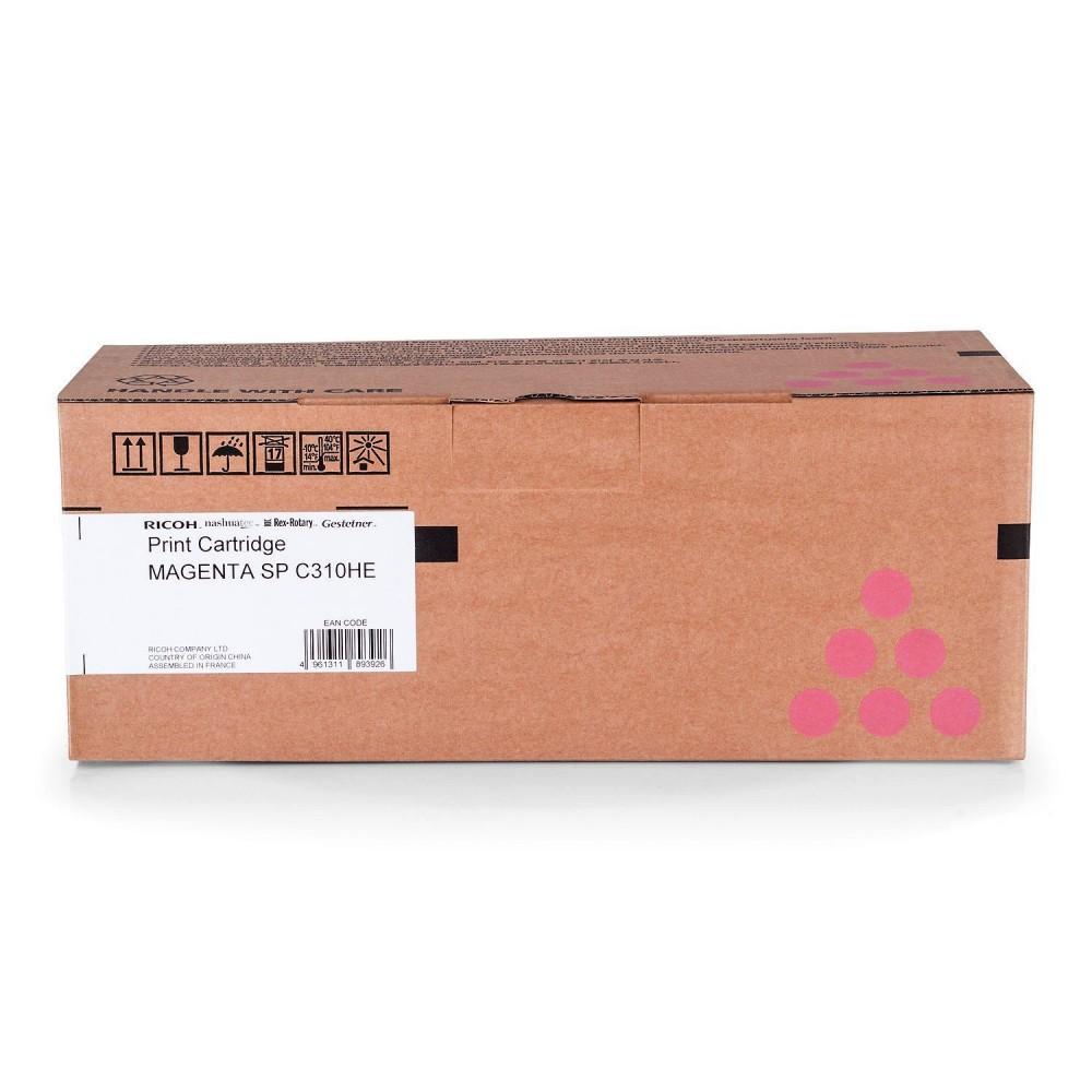 Toner SP C310HE Magenta 407636