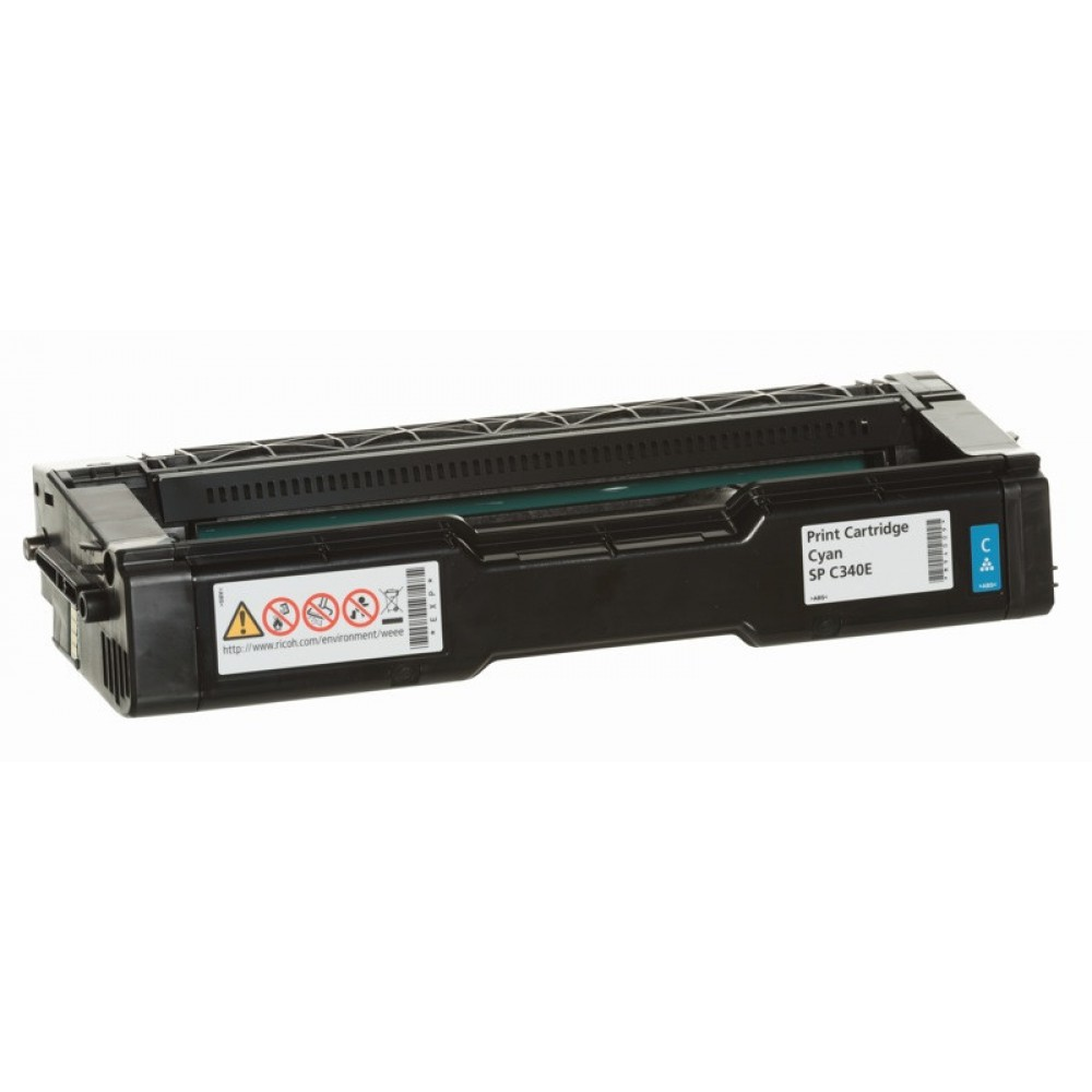 Toner SP C340E Cyan 407900