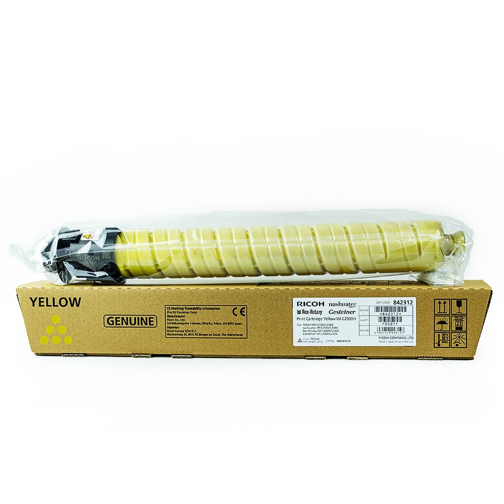 Toner Żółty IM C2000-2500 | 10 500 str. (842312)