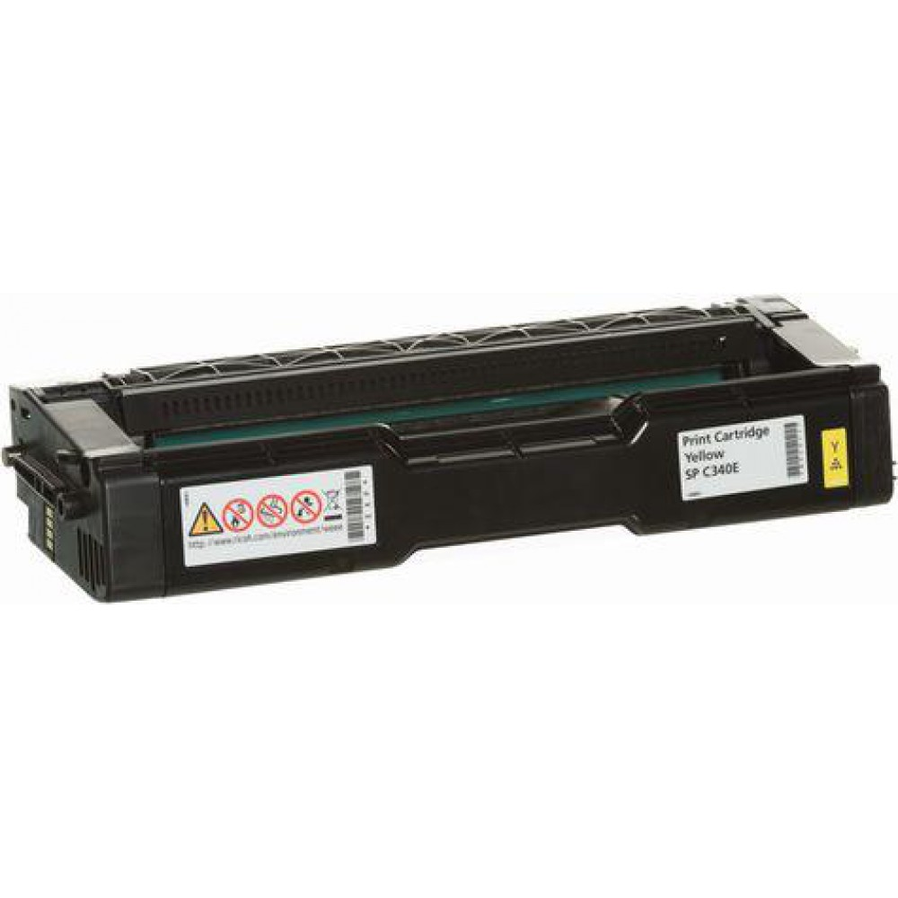 Toner SP C340E Yellow 407902